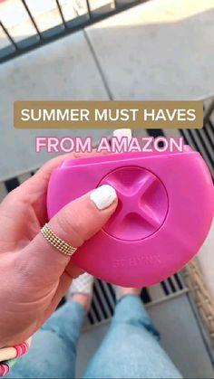 Amazon Hacks, Amazon Gadgets, Cool Gadgets To Buy, Awesome Gadgets, Amazing Life Hacks, Useful Life Hacks, Best Amazon Buys, Amazon Products, I Need Vitamin Sea