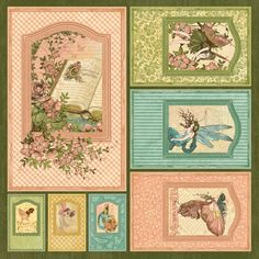 Graphic 45 Once Upon A Springtime