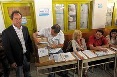 Los argentinos han sufragado con normalidad durante las legislativas de este 2013 (Foto: EFE)