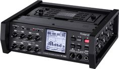 Roland R 88 8 Channel Recorder And Mixer, 2015 Amazon Top Rated Portable Recorders #MusicalInstruments