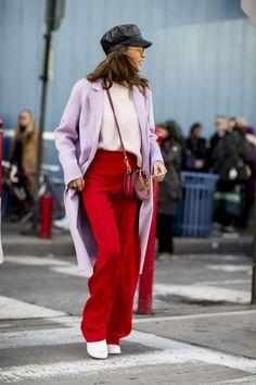 Streetstyle New York Fashion Week 2018 | ELLE