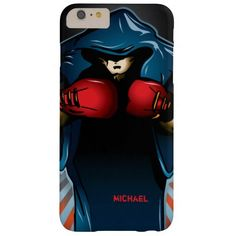 Boxing iPhone 6 Case