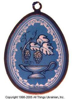 Stained glass Easter Egg Pysanky # 05-2048 from Ukraine. http://www.allthingsukrainian.com