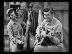 RIP Andy Griffith - Andy and the Darling Boys  (Dillards) singing Dooley The Andy Griffith Show