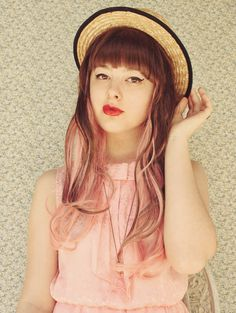 Neapolitan vibes from Annika's adorable outfit! ♡