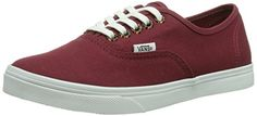 awesome Vans Unisex Authentic Lo Pro Skate Shoe