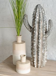 Ivory Pearl, Caribbean, Glass Vase, Ceramics, Cactus, Spring Summer, Color, Cabinet, Decoration