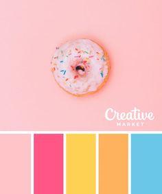 10 palettes de couleurs pastels à télécharger pour l'été - Page 9