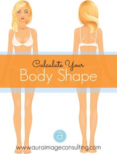 A body shape calculator will help you better prescribe what category you fall into out of the six basic body shapes. As an image consultant, I find that many of my clients will think they are one shape when they really are another. For example, some women will think they are an Apple (O-shaped) when really they are a standard body shape with a full abdomen. Follow the link to accurately measure your body and find out your body shape so you can wear what suits you best!