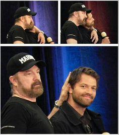 Bobby and Misha