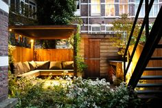 Small Urban Garden Design Ideas, Pictures, Remodel and Decor