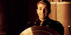 Pin for Later: 34 Times You Wanted to Rename Captain America Captain Sexypants What a Sexy Cliché