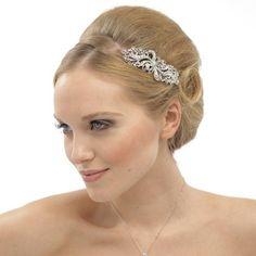 Tara Filigree Style Comb