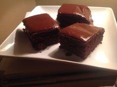 "Decadent Norwegian Chocolate Cake or ""sjokoladekake"" as we call it :)"