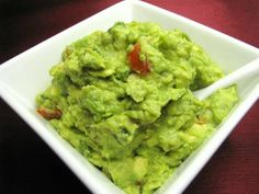 For the Love of Cooking » Guacamole. Best guacamole!