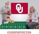 Oklahoma Sooners Party Kit