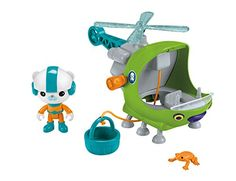 Was £14.99 > Now £11.24.  Save 25% off Octonauts Gup-H and Barnacles #3StarDeal, #Hobbies, #Mattel, #Toy, #Toys, #Under25