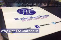 #MorpheusConsulting #RecruitmentConsultancy