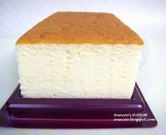 Repost - Japanese Cotton Cheesecake - Anncoo Journal