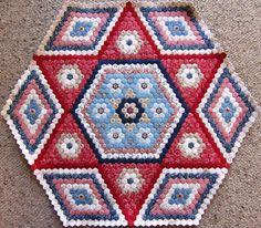 ~ Hexagon Quilt ~