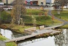 Umeå Campus Park,Cortesia de Thorbjörn Andersson + Sweco Architects