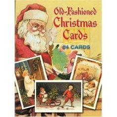 Christmas Postcard Set #2