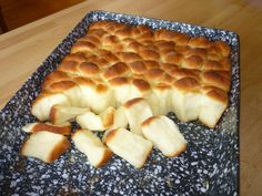 Dukatenbuchteln - a super dough Slovak Recipes, Czech Recipes, Czech Desserts, Baking Recipes, Dessert Recipes, Most Popular Desserts, Best Pancake Recipe, Good Food, Yummy Food