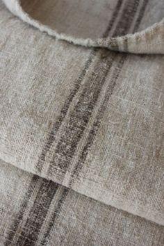 GRAIN-SACK-grainsack-twill-hemp-homespun-bag-WASHED-RARE-stone-brown-natural