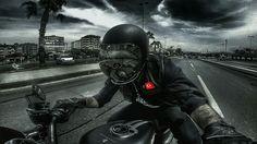 Harley Davidson Turks Erbeyaslan black  sportster iron883