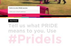 Pride Means, Product Launch, Ads, Sign, Signs, Board