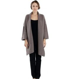 Tiered Shawl Collar Cardigan Shawl Collar Cardigan, Cashmere Cardigan, London College Of Fashion, Knitwear, Duster Coat, Normcore, Sweaters, Jackets, Collection