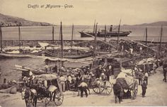 While the area around the harbour was developed over the following centuries, there was little development of the Mgarr harbour itself until 1841, when a breakwater was constructed to provide more shelter to the port. This breakwater was strengthened and extended several times up to 1906. A larger breakwater was constructed between 1929 and 1935, and two more in 1969; on the completion of the latter, the area of the port was expanded to 121,400 square metres.
