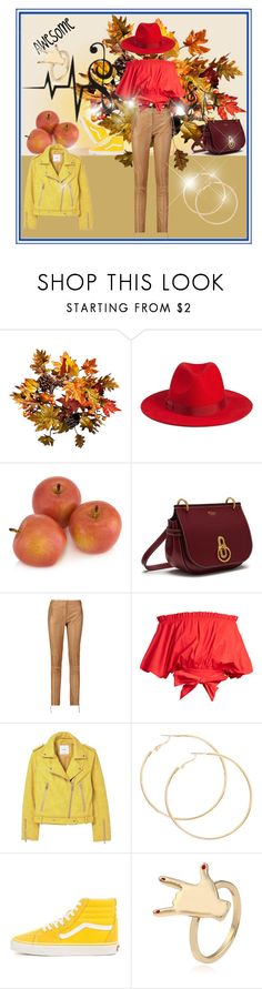 """Fashion - Awesome"" by su-ka74 ❤ liked on Polyvore featuring Improvements, GALA, Mulberry, Roberto Cavalli, Saloni, MANGO and Magda Butrym"