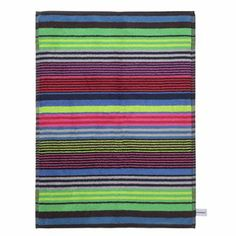 Huomenta bathmat comes in a modern stripedesign that suits any bathroom perfect.
