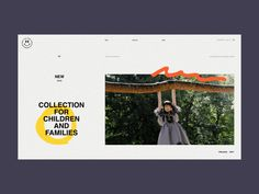 1996 Fan Time Store Homepage Animation by Zhenya Rynzhuk for Sochnik Homepage Design, Web Ui Design, Graphic Design Branding, Website Layout, Web Layout, Layout Design, Minimal Web Design, 1 Gif, Identity Design