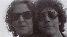 Maureen tucker and Doug Yule (The Velvet Underground)