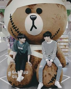 Boys friends line korean korea Korean Boys Ulzzang, Cute Korean Boys, Ulzzang Couple, Ulzzang Boy, Asian Boys, Tumblr Gay, Gay Aesthetic, Cute Gay Couples, Korean Couple