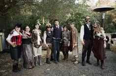 Victorian Steampunk Wedding? Yes, please!!!