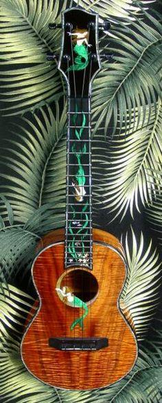 Life's a Ukafrolic!: Three Mermaids - original instrumental by Ganga Karmokar