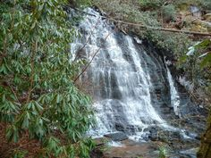 1. Hike the trail to Spoonauger Falls.