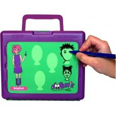 Doodlewiz Lunch Box - Stylist made in Hampshire and supplied by Green Lighthouse Limited in #Devon - £16.99