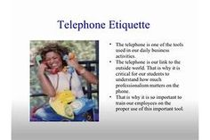 Office Etiquette For Employees Phone Etiquette, Telephone, Workplace, Disney Characters, Fictional Characters, Baseball Cards, Ideas, Phone, Fantasy Characters