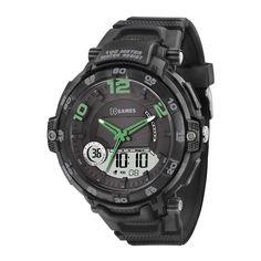 01be770c0d3 Relógio Masculino Orient MPSSA003 PDPX - Anadigi com Cronógrafo e Data  Resistente á Água