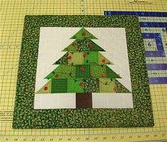 tree mat