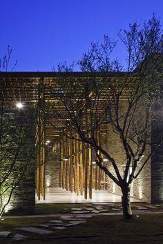 Galería - Restaurante Son La / Vo Trong Nghia Architects - 161