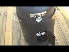 Brinkman Smoker Modifications