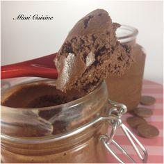 Mousse au chocolat magique #Companion - Mimi Cuisine