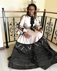 People from all over the world are fast embracing the African TRENDY XHOSA ATTIRE fabrics andthe designers truly deserve some accolades African Dresses For Women, African Print Dresses, African Print Fashion, African Fashion Dresses, African Prints, African Skirt, African Clothes, Africa Fashion, Sepedi Traditional Dresses