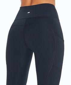 Marika 27 Black Eclipse Fleece Leggings - Women | Best Price and Reviews | Zulily Tummy Control Leggings, Fleece Leggings, Tech Support, Amazing Women, Pants, Black, Fashion, Trouser Pants, Moda