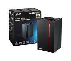 Fantechnology: ASUS presenta il nuovo ripetitore wireless RP-AC68...